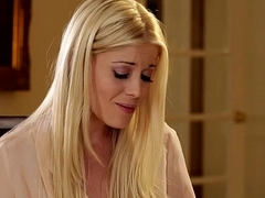 Legal age teenager Sierra Nevadah with an increment of Charlotte Stokely Seal the doom Extensively Each Other