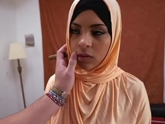 Home-grown arab babe acquires screwed and fingered