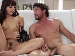 Step daughter makes sextape with her Abb' - Gina Valentina and Tommy Gunn