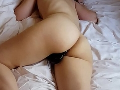 My sweet japanese girl strong orgsm1