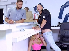 Brazzers - Cali Haulier is a bad girl