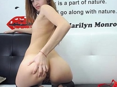 Skirt Cheerleader College Girl Dirty Slut on livecam - GirlTeenCams.com