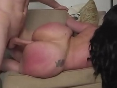 Big booty amateur latina bouncing unaffected by cock