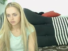 Blonde Barbie Princess Cute Teen such Fresh - GirlTeenCams.com