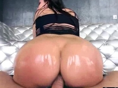 Naughty Girl (aleksa nicole) With Chunky Wet Butt Love Hardcore Anal Sex movie-02
