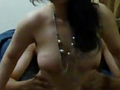 Gorgeous Pakistani Bitch Railing Cock