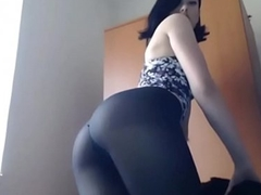 Unpredictable intensify Teen Slut Smokes &amp_ Stockings on Cam - GirlTeenCams.com