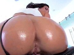 Yummy Girl (rachael madori) Fro Big Curvy Butt In Anal Intercourse On Tape movie-25