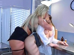(dani&amp_phoenix) Teen Hot Lesbo Girl Punish By Mean Lez With Toys video-14