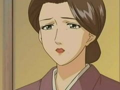 Beautiful Anime Girlfriend Hentai Old lady Cartoon