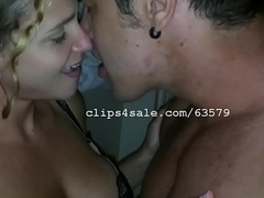 Richard Sutherland Annie Arbor Giving a kiss Video2 Preview